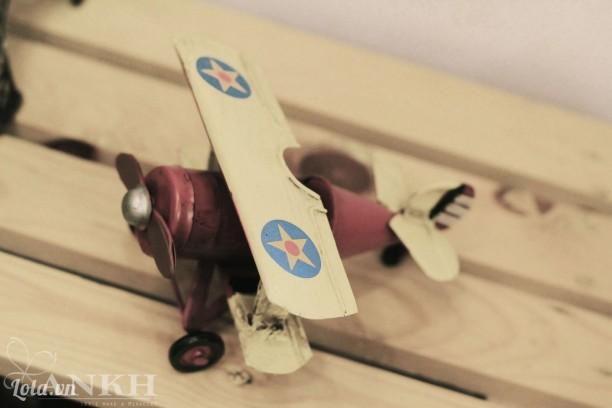 Mô hình máy bay cổ điển độc đáo làm quà tặng