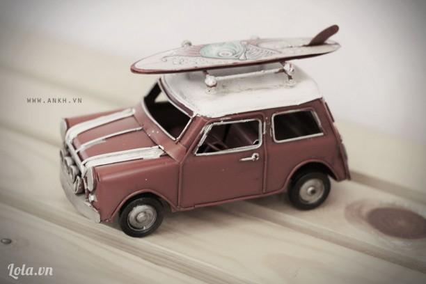 mô hình xe hơi con