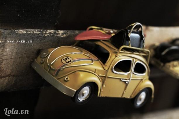 Mô hình xe hơi cổ điển handmade