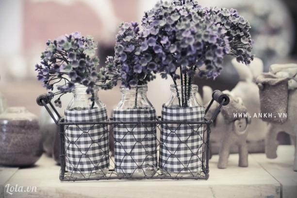 Lọ hoa vintage
