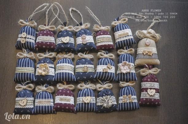 Túi thơm Lavender handmade