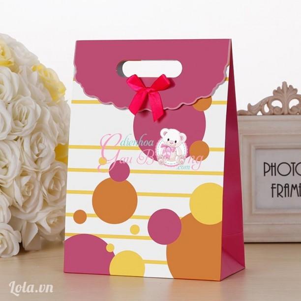 Túi quà tặng khách mời đám cưới