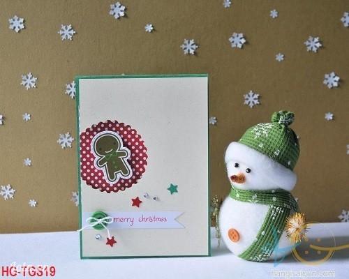 Thiệp giáng sinh handmade 19
