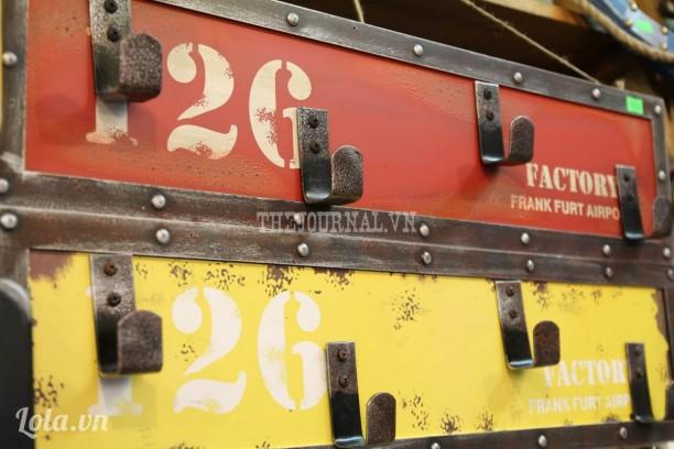 Móc Zakka 126 Factory