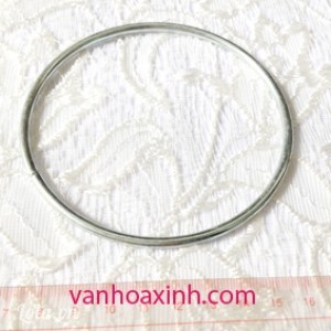 Vòng tròn sắt đường kính 10cm 29g MDF73-10R
