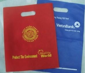 Nhận đặt may túi vải, túi vải không dệt, túi môi trường, nhận may theo yêu cầu,
