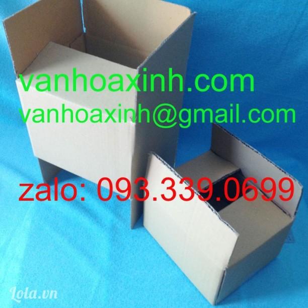 Chuyên sỉ hộp carton nhỏ gửi bưu điện 18x14x10 cm