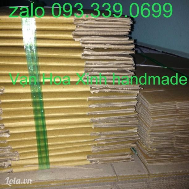 Bán sỉ hộp giấy carton nhỏ đựng hàng gửi bưu điện