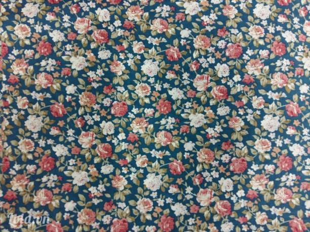 Vải hoa cotton