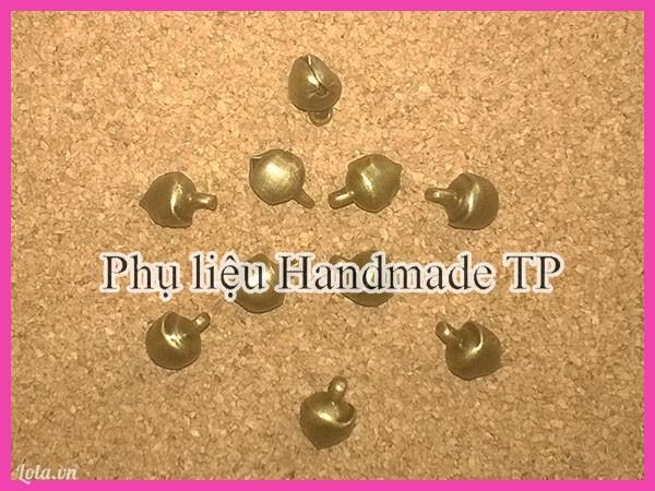 Chuông đồng handmade