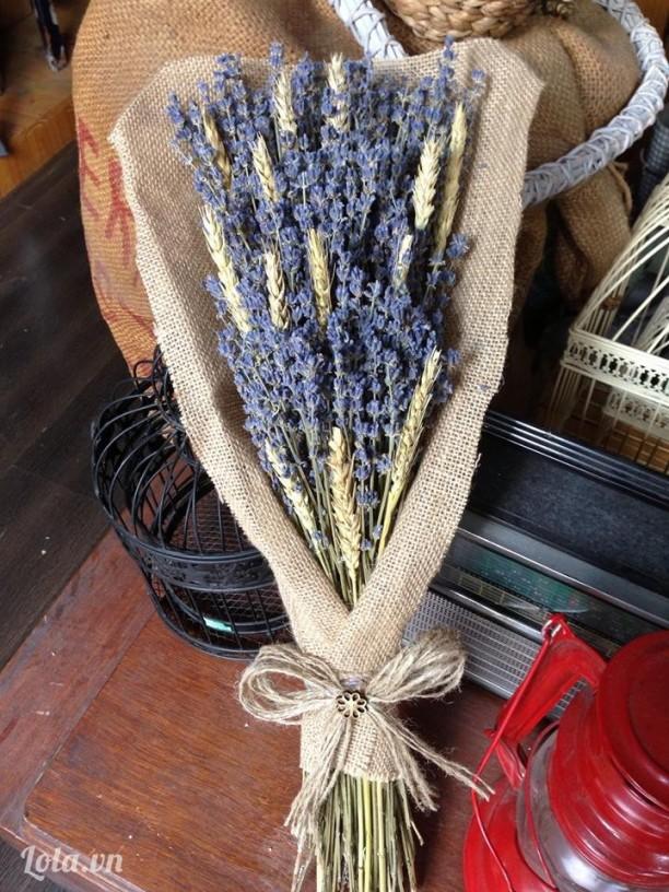 Bó Hoa Lavender tặng người yêu