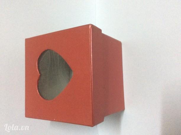 Hộp giấy đựng quà tặng 8x9 cm