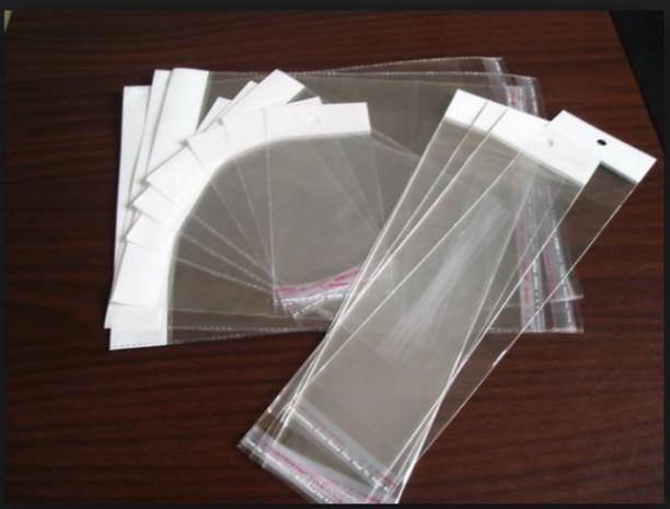 Bao nylon có lỗ treo (100g)