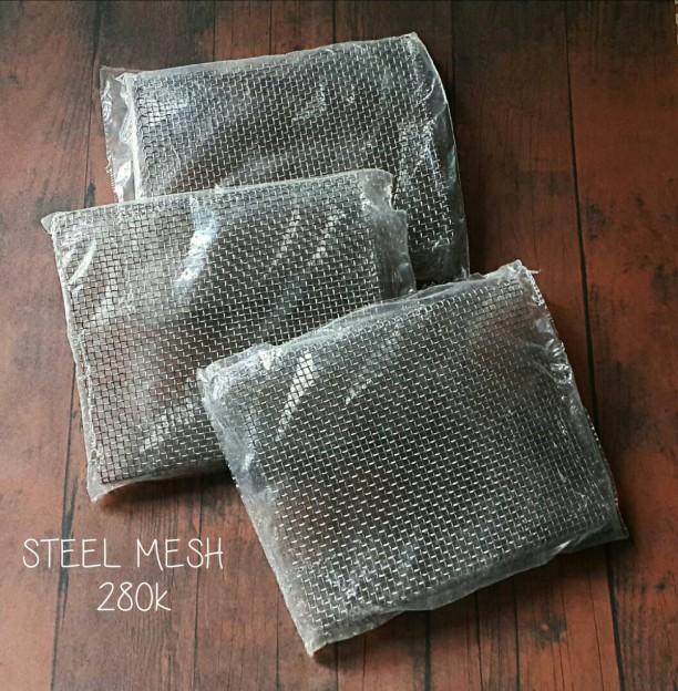 Lưới kim loại thép STEEL MESH