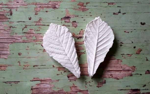 Chestnut - Khuôn vân nhựa dẻo hoa đất lấy vân 2 mặt