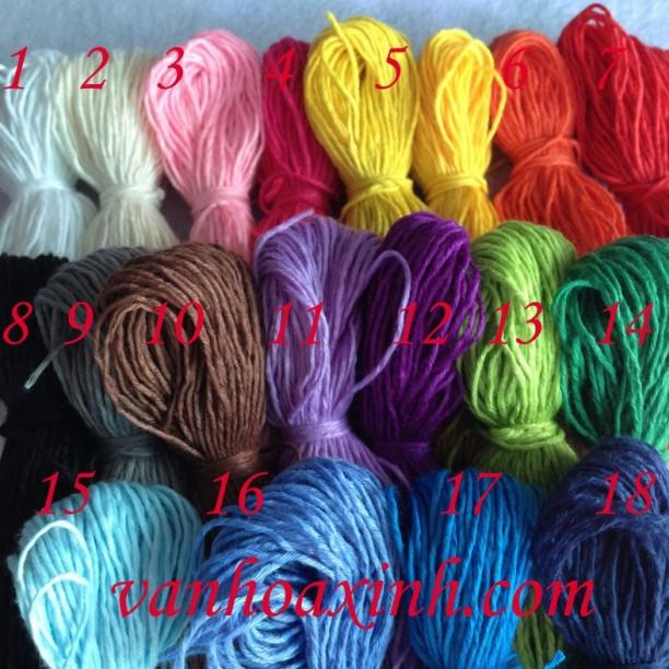 Len sợi cotton (Việt Nam)
