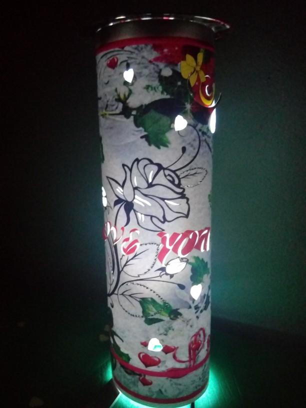 Đèn kirigami - TR06