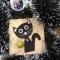 Thiệp mèo xinh xắn