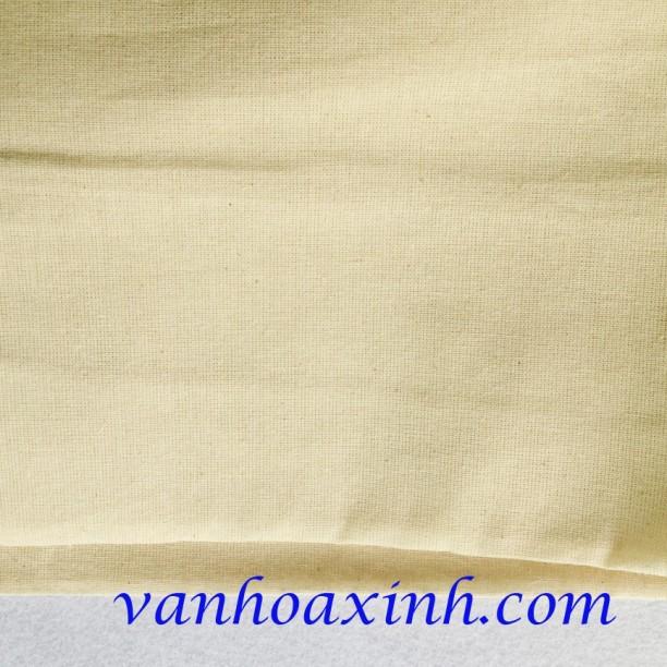 Vải canvas (vải bố mềm) khổ 1mx80cm