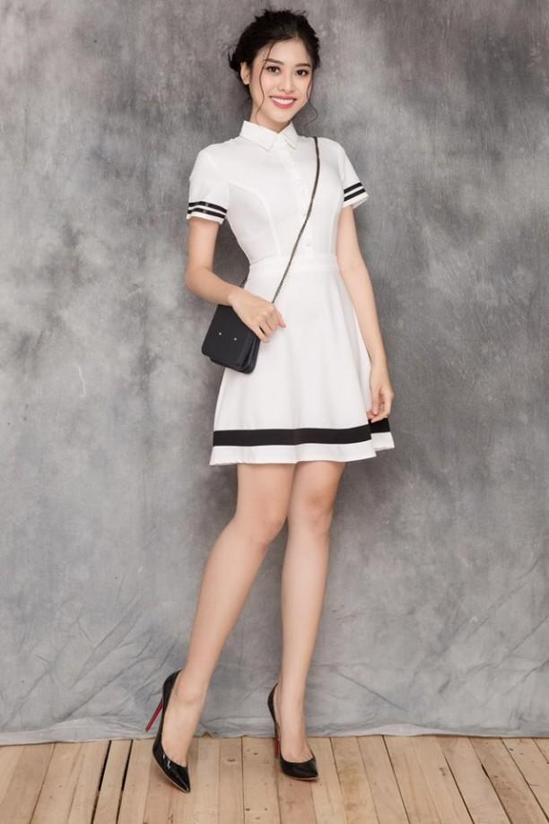 Phong Cách Váy Baby Doll Cực Cute