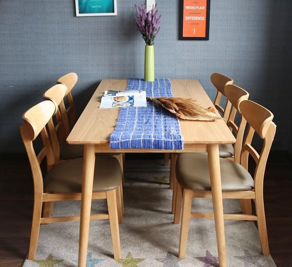 Bàn ghế ăn Mango - sự trải nghiệm thú vị cho phòng ăn nhà bạn.