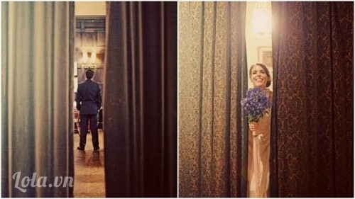 Đám cưới Vintage
