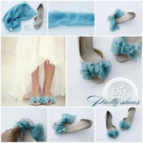 Những ý tưởng cho đôi giày thêm đẹp