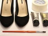 Cho đôi giày cao gót thêm nổi bật