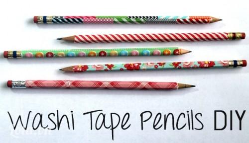 Thay áo mới cho chiếc bút chì nhà bạn