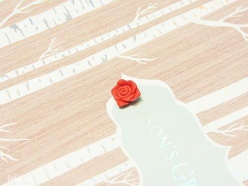 Hoa hồng bằng đất sét