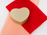 Hộp quà trái tim độc đáo