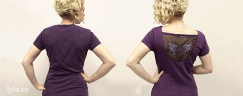 Tự tay Design chiếc áo thun
