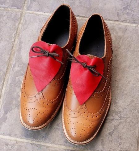 Buộc lại và cùng đi đôi giày một cách tự tin thôi nào .