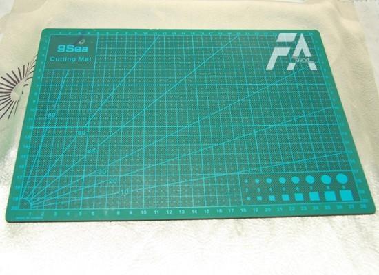 Cutting mat A4/A3