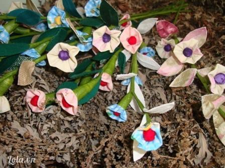 Hoa vải - hương lavender tự nhiên