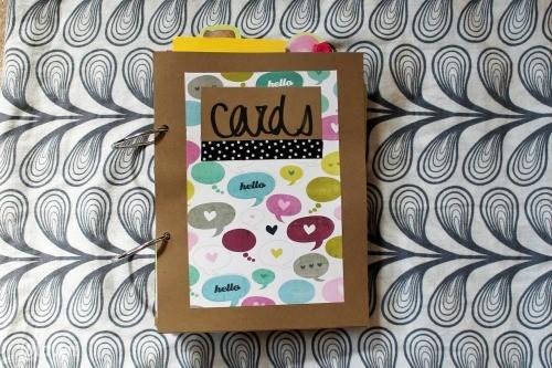 Thiết kế cardbook cho riêng bạn