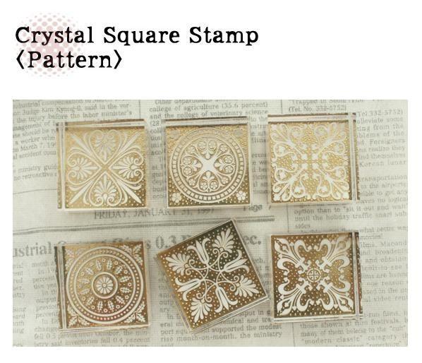 Con dấu vuông <Pattern>
