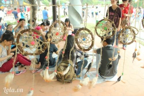 Cách điệu Bùa ngủ ngon cùng Xì Gòn Handmade