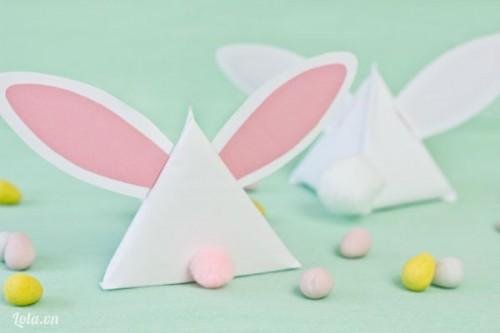 Gói quà hình chú thỏ