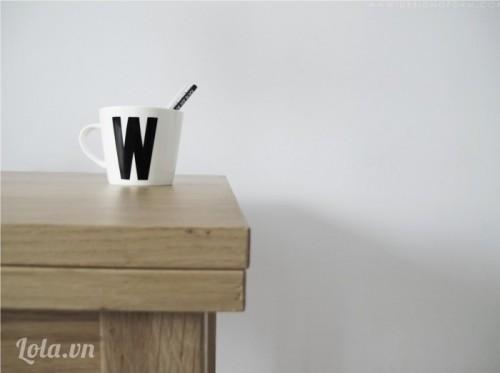 Tô điểm nhẹ cho chiếc cốc của bạn