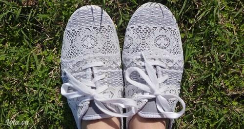 Năm phút để có một đôi giày vintage