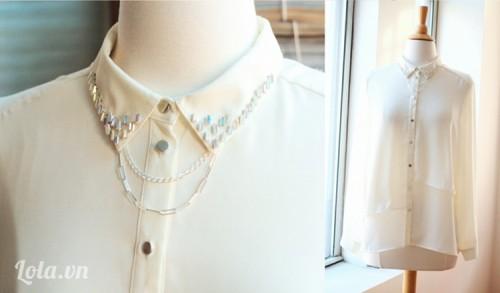 Thiết kế áo mới theo phong cách Vintage