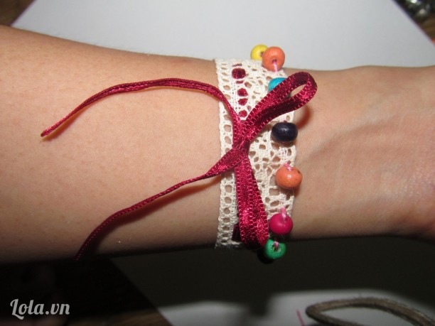 Vòng tay handmade vintage