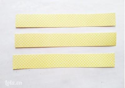 cắt giấy có bề rộng 19.5 cm