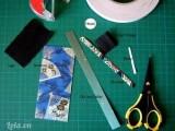 [Hướng dẫn] làm búp bê giấy Nhật Bản