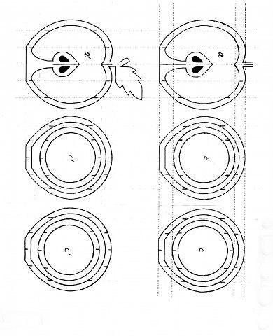 In mẫu bên ra khổ giấy A4 là vừa, bạn có thể phóng to/nhỏ tùy ý. Mẫu to nên dùng bìa dày.