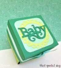 That Special Day chọn chủ đề Baby để lưu lại những khoảnh khắc đáng nhớ trong 12 tháng đầu tiên của em bé.