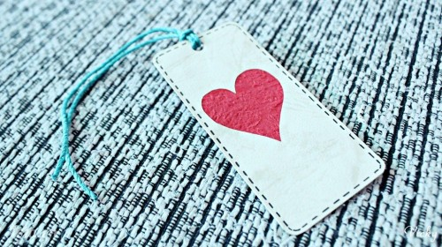 Bookmark trái tim