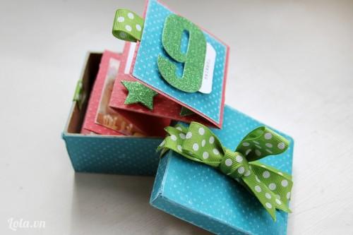 (p2) Scrapbook mini – lưu giữ khoảnh khoắc