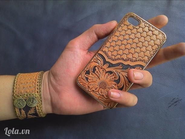 Ốp iphone 4 và 5 HAND-MADE hàng độc